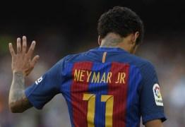 Neymar será julgado por 3 magistrados por fraude na transferência ao Barcelona