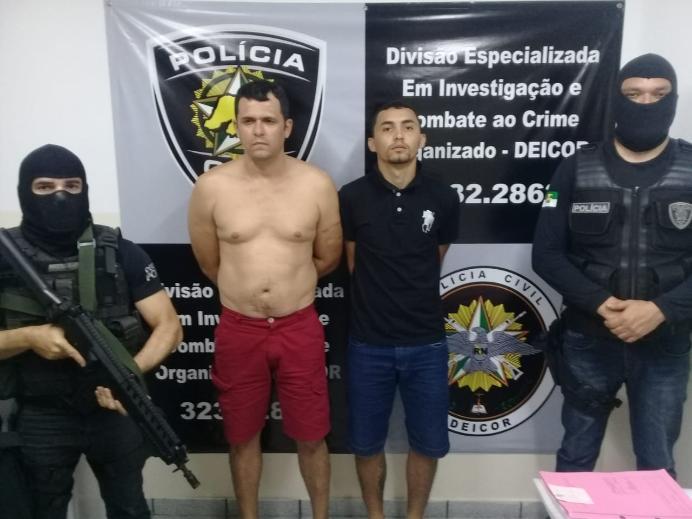 1540035115539 presos - Dois fugitivos do PB1 são recapturados na região metropolitana de Natal