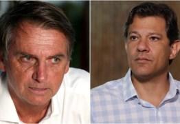 Campanhas de Bolsonaro e Haddad terminam sem planos detalhados