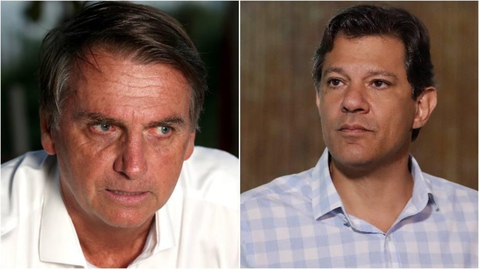 1540675383834 - Campanhas de Bolsonaro e Haddad terminam sem planos detalhados