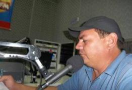 Radialista Paraibano é assassinado com cinco tiros dentro de casa