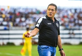 Treze apresenta técnico Maurílio Silva nesta quarta-feira, em Campina Grande
