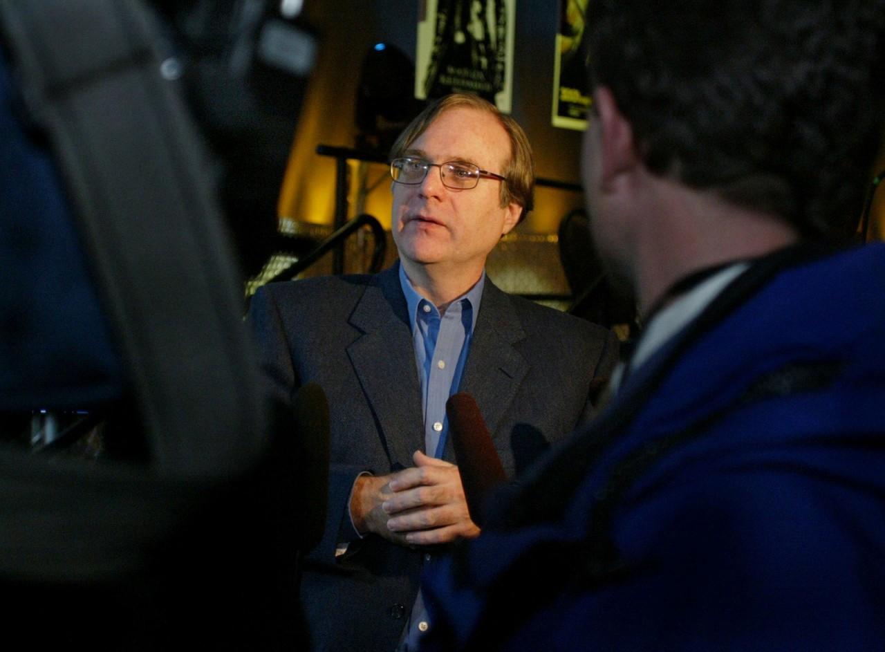 Cofundador da Microsoft, Paul Allen, morre aos 65 anos