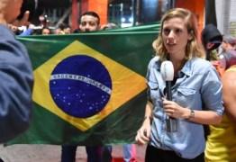 Correspondente holandesa diz ter sofrido assédio em ato pró-Bolsonaro em SP