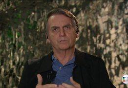 ENTREVISTA AO JN: Eleito presidente, Bolsonaro afirma que respeitará a Constituição Federal