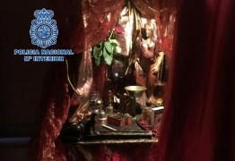 Rede de tráfico sexual envolvida com magia negra e chefiada por brasileiro é desmantelada na Espanha: VEJA VÍDEO