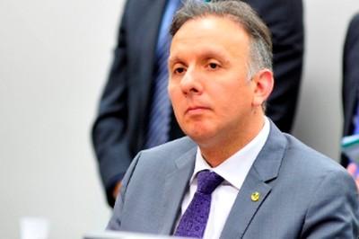 AGUINALDO 30 04 2018 - 'Ainda vou fazer uma analise', Aguinaldo Ribeiro diz que ainda não sabe quem vai apoiar no segundo turno