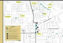 Via que faz ligação entre a Avenida Beira Rio e BR-230 será liberada nesta quinta-feira