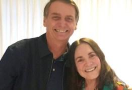 Zezé Di Camargo, Regina Duarte e outros famosos comemoram eleição de Bolsonaro