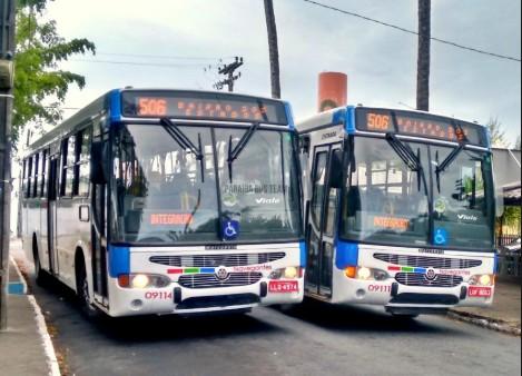 Capturar 49 - Linha de ônibus de João Pessoa ganha reforço e tem rota ampliada