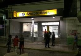 MAIS UM ATAQUE: quadrilha explode banco e agência dos Correios no Cariri paraibano – VEJA VÍDEOS