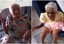 Idosa de São Mamede é uma das pessoas mais velhas do Brasil