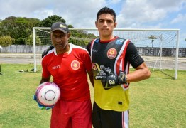 Goleiro Esdras Cabral defende sonho de jogar na elite paraibana em 2019