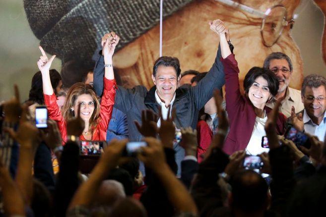 "Haddad 300x200 - Haddad fala em unir democratas e debater ""olho no olho"" no 2º turno"