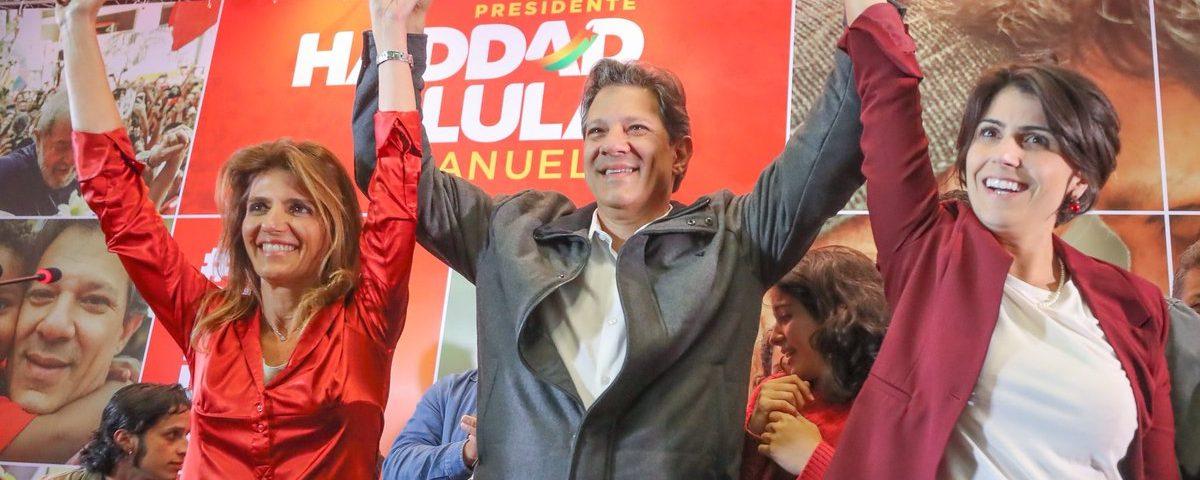 Haddad 2 1200x480 - Candidato de Lula demonstra que, sem Lula, fica perdido na campanha