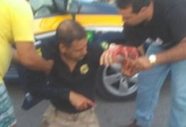 Homem que atirou em policiais rodoviários é suspeito de matar sargento da PM em Campina Grande