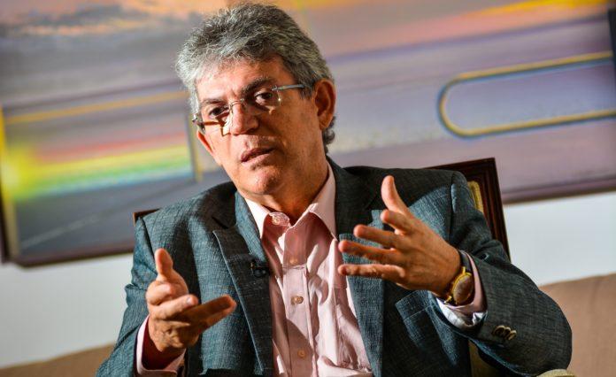 Ricardo Coutinho 696x426 - 'EU EXIJO SER RESPEITADO': Ricardo Coutinho cobra 'unidade' dos deputados da base aliada - OUÇA