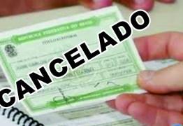 Títulos cancelados afetam mais eleitores de cidades com IDH abaixo da média