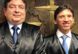 Wolney Cordeiro e Leonardo Trajano são eleitos presidente e vice do TRT