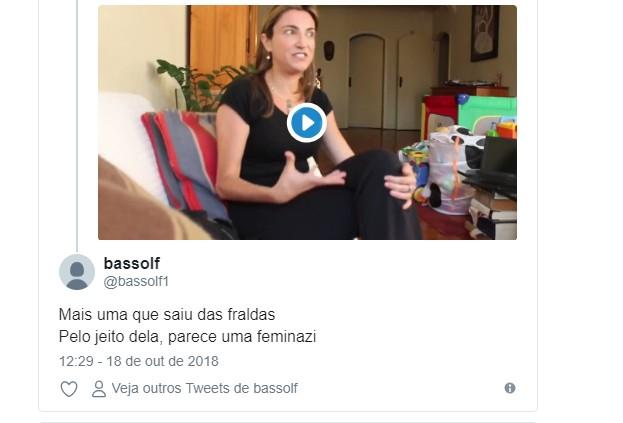 Untitled123 - Jornalista que fez matéria de denúncia contra Bolsonaro é alvo de ataques