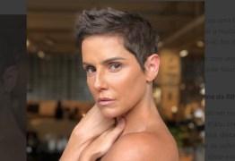 Débora Secco muda o visual e surpreende fãs