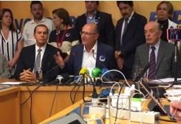 PSDB decide ficar neutro no 2º turno e libera apoio de diretórios e lideranças