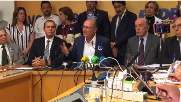 Untitlednbh - PSDB decide ficar neutro no 2º turno e libera apoio de diretórios e lideranças
