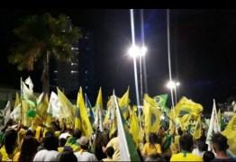 MITOÇOCA: Eleitores de Bolsonaro promovem carnaval fora de época em JP – VEJA VÍDEO!