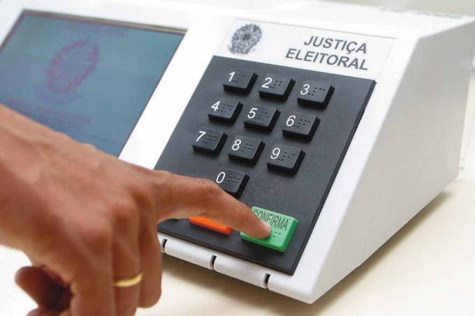 Urna eleitoral 1 - Não é mais possível solicitar voto em trânsito no 2º turno das eleições