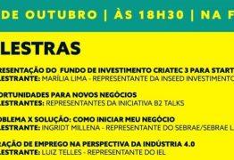 Campina Grande sediará V Workshop de Startups no próximo dia 17