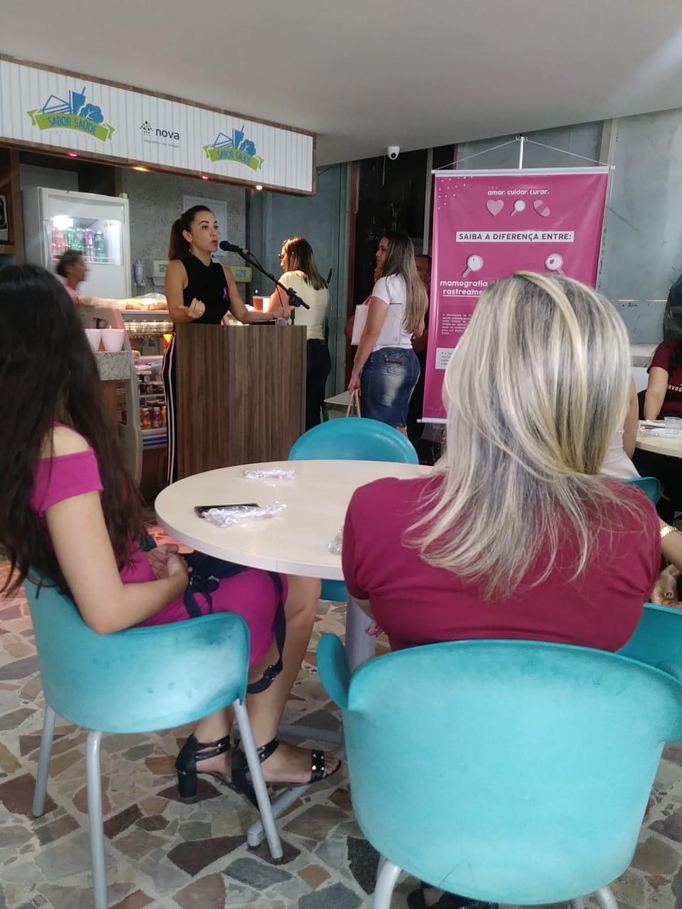 WhatsApp Image 2018 10 15 at 22.30.48 - Caixa dos Advogados realiza palestra e oferece mamografias gratuitas para advogadas
