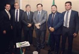 Veneziano acompanha João Azevêdo em audiência ao Ministério da Integração para tratar de recursos para obras hídricas na Paraíba