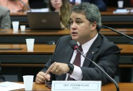 Relator da PEC do fim do foro, Efraim diz que desafio é texto que restrinja privilégio