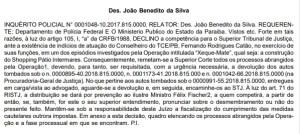 af524917 f6bf 42a8 9c66 f8710e4b64f4 300x134 - OPERAÇÃO XEQUE-MATE: Fernando Catão, Nominando Diniz e Cássio são indiciados como suspeitos de favorecer o réu Roberto Santiago - ENTENDA
