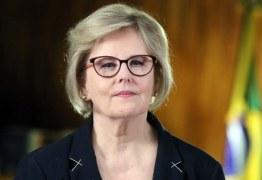 Em cadeia nacional de rádio e TV, ministra Rosa Weber pediu tolerância, paz e tranquilidade aos eleitores na votação deste domingo: VEJA VÍDEO