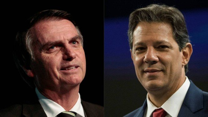 bolsodad2 - Programa de Bolsonaro no rádio fala em 'amigos do comunismo'; Haddad cita ataques de crimes de ódio pelo país