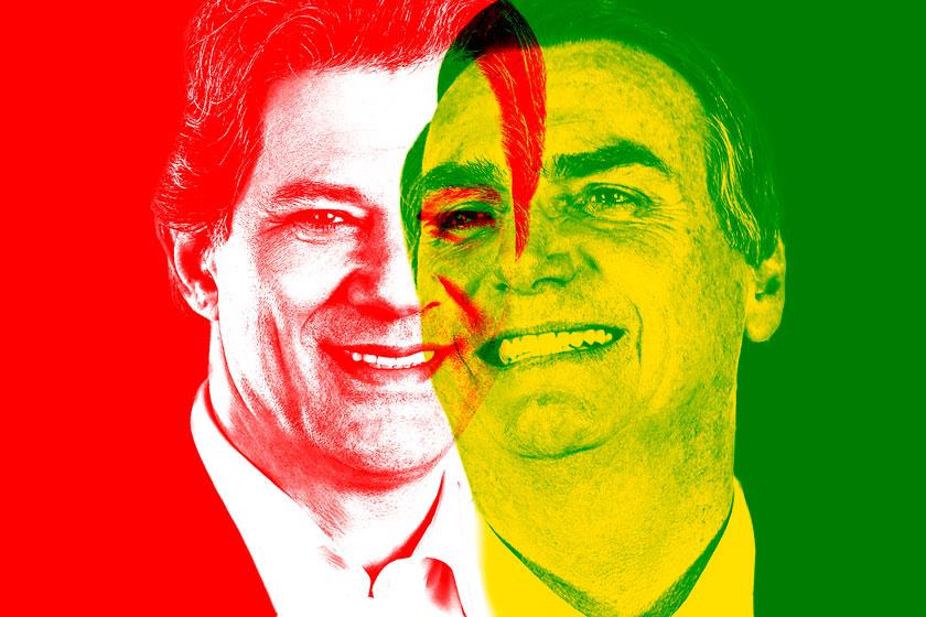 bolsohaddad - Datafolha dá esperança a Haddad e aumenta tensão na campanha Por Eumano Silva