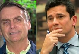 Moro e Bolsonaro se reúnem nesta quinta para discutir indicação