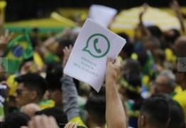 PT usou sistema de WhatsApp; campanha de Bolsonaro apagou registro de envio