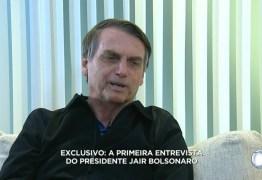 Na TV, Bolsonaro defende direito de matar sem punição até para reagir a furto