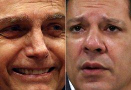Haddad diz que Bolsonaro 'vai tomar uma surra' no domingo