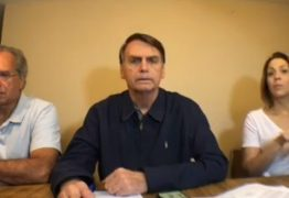 VEJA VÍDEO: Bolsonaro comemora resultado do 1º turno e diz que unirá o país se for eleito