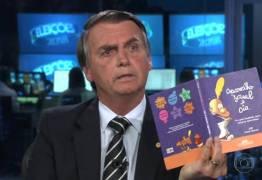 "Bolsonaro desrespeita a Justiça e volta a falar em ""kit gay"" na propaganda eleitoral"