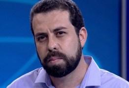 Boulos faz discurso emocionado no debate da Globo: 'Ditadura nunca mais!' – VEJA VÍDEO!