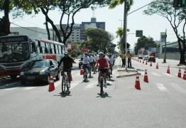 Semob-JP suspende ciclofaixa de lazer neste domingo