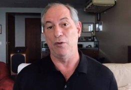 VEJA VÍDEO: 'A maior força política do Brasil é o anti-petismo', afirma Ciro Gomes em vídeo polêmico