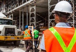 Empregos na construção civil de João Pessoa têm o melhor mês desde 2016