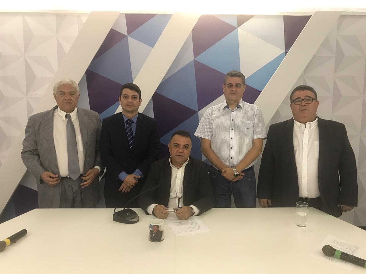 debate master news 08102018 - 'O maior derrotado nas eleições de 2018 foi o PSDB', afirma José Mariz