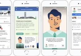 Está em dúvida? Facebook te ajuda a escolher candidato com nova ferramenta