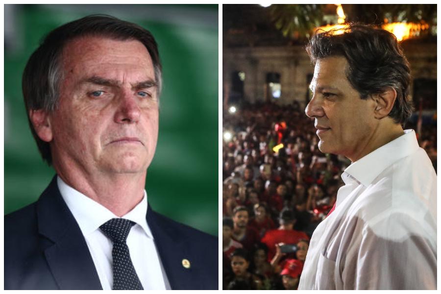 fotojet 3 - ÚLTIMA PESQUISA PRESIDENCIAL: CNT/MDA confirma tendência de segundo turno entre Bolsonaro e Haddad